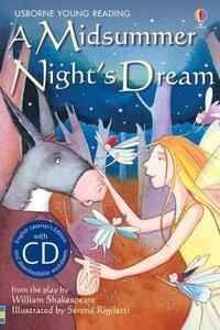A midsummer night's dream. Con CD Audio - copertina