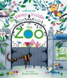 Libro in inglese Peep Inside The Zoo  - Anna Milbourne