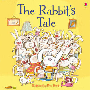 The rabbit's tale - Lesley Sims - copertina