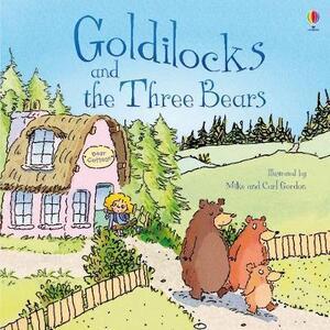 Goldilocks and the three bears. Ediz. illustrata - Susanna Davidson - copertina