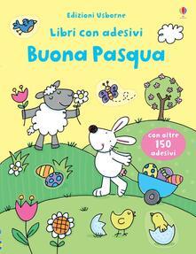 Milanospringparade.it Buona Pasqua. Con adesivi Image