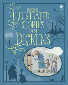 Illustrated stories from Dickens - copertina