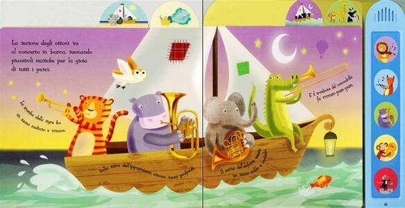 L' orchestrina. Ediz. illustrata - Sam Taplin,Gareth Lucas,Katherine Lucas - 4