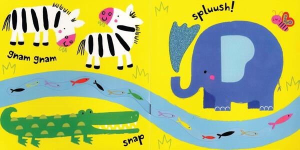 Animali. Primi libri tattili - Fiona Watt,Stella Baggott - 2