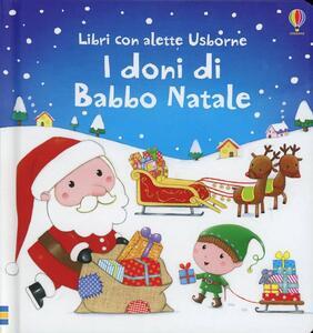 I doni di Babbo Natale - Sam Taplin,Rosalinde Bonnet - copertina