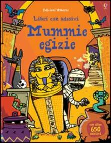 Associazionelabirinto.it Mummie egizie. Con adesivi Image