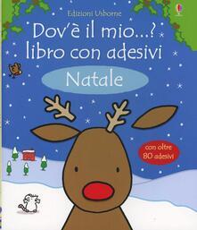 Natale. Dovè il mio...? Con adesivi. Ediz. illustrata.pdf