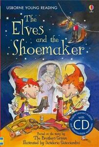 The elves and the shoemaker - Katie Daynes - copertina