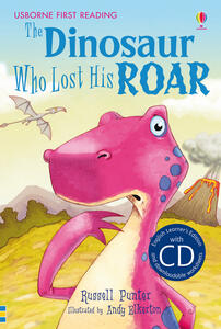 The dinosaur who lost his roar - Russell Punter - copertina