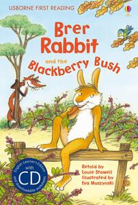 Brer Rabbit and the blackberry bush - Louie Stowell - copertina