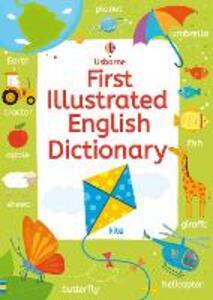 First illustrated english dictionary. Ediz. illustrata - Jane Bingham - copertina