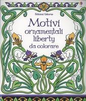 Motivi ornamentali. Liberty da colorare