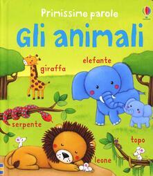 Gli animali. Primissime parole.pdf