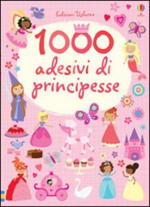 1000 adesivi di principesse