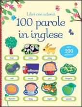 100 parole in inglese. Libri con adesivi