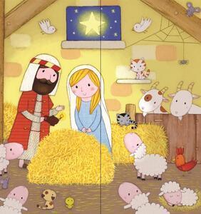 La nascita di Gesù - Sam Taplin,Rosalinde Bonnet - 2