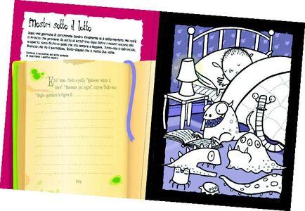 Foto Cover di Mostri, Libro di Kirsteen Robson, edito da Usborne Publishing 2
