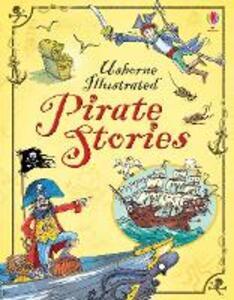 Pirate stories - Leo Boradley - copertina