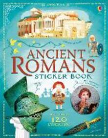 Promoartpalermo.it Ancient romans sticker book. Con adesivi Image