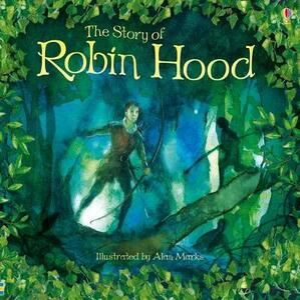 The story of Robin Hood - Rob Lloyd Jones - copertina
