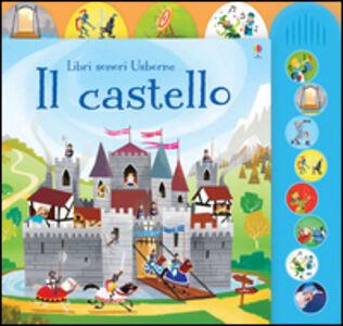 Libro Il castello Sam Taplin , Andrea Castellani