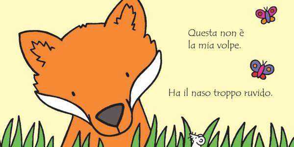 Libro Dov'è la mia volpe? Fiona Watt , Rachel Wells 1
