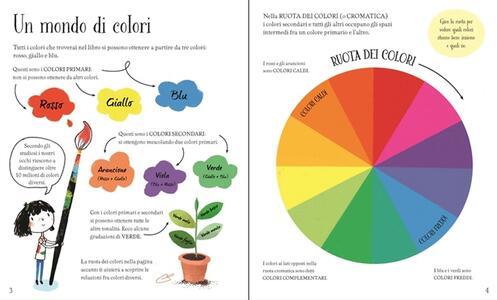 Il librone dei colori. Ediz. illustrata - Felicity Brooks,Sophia Touliatou - 2