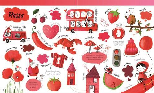 Il librone dei colori. Ediz. illustrata - Felicity Brooks,Sophia Touliatou - 3