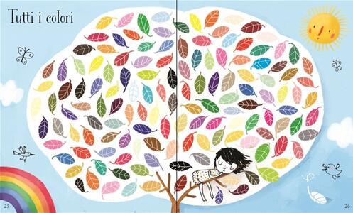 Il librone dei colori. Ediz. illustrata - Felicity Brooks,Sophia Touliatou - 4