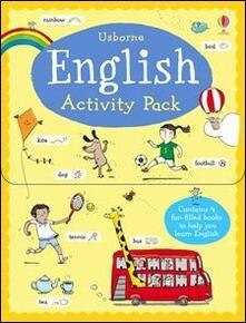 English activity pack. Ediz. illustrata.pdf