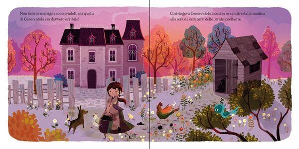 Foto Cover di Cenerentola. Classici per l'infanzia, Libro di Susanna Davidson,Lorena Alvarez, edito da Usborne Publishing 1