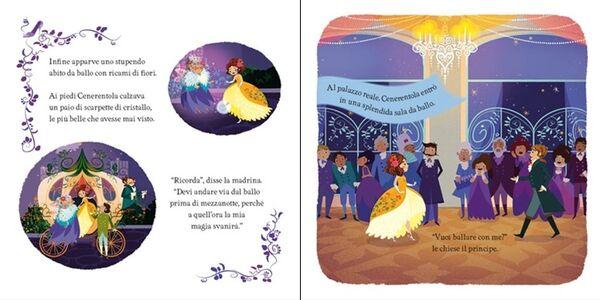 Foto Cover di Cenerentola. Classici per l'infanzia, Libro di Susanna Davidson,Lorena Alvarez, edito da Usborne Publishing 2