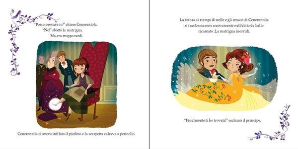 Foto Cover di Cenerentola. Classici per l'infanzia, Libro di Susanna Davidson,Lorena Alvarez, edito da Usborne Publishing 3