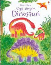 Dinosauri. Oggi disegno