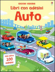 Auto. Con adesivi. Ediz. illustrata.pdf
