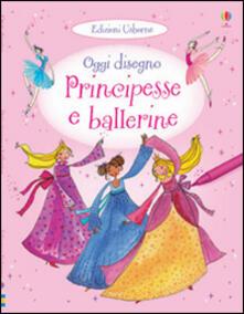 Winniearcher.com Principesse e ballerine. Oggi disegno Image