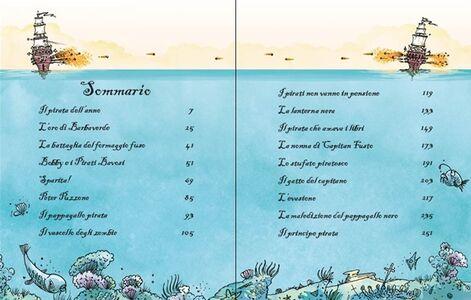 Libro Racconti di pirati. Racconti illustrati Leo Broadly 1