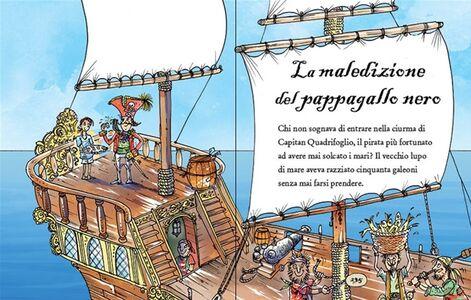 Libro Racconti di pirati. Racconti illustrati Leo Broadly 3