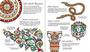 Libro Motivi ornamentali romani. Da colorare Sam Baer , David Thelwell 1