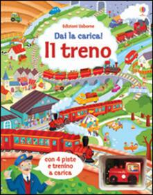 Fondazionesergioperlamusica.it Il treno. Dai la carica! Con gadget Image