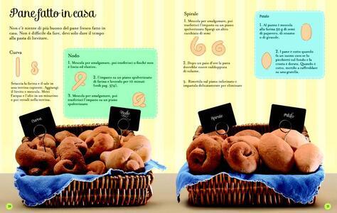 Impariamo a fare il pane. Ediz. illustrata - Abigail Wheatley,Francesca Carabelli - 2