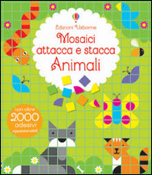 Osteriacasadimare.it Animali. Mosaici attacca e stacca Image