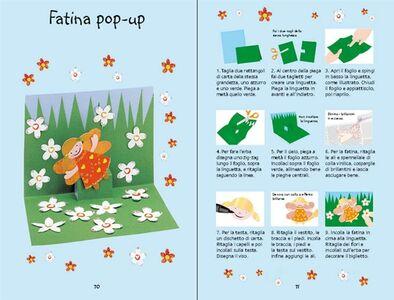 Foto Cover di 50 cose da fare con le fate, Libro di Rebecca Gilpin, edito da Usborne Publishing 3