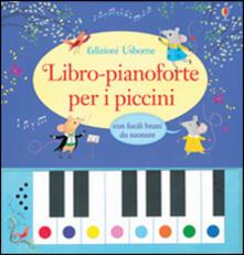 Daddyswing.es Libro-pianoforte per i piccini. Ediz. illustrata Image