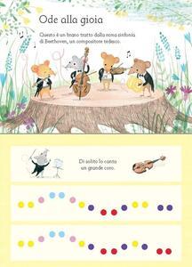 Libro-pianoforte per i piccini. Ediz. illustrata - Sam Taplin,Rachel Green - 3