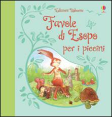 Favole di Esopo per i piccini. Racconti per i piccini. Ediz. illustrata.pdf
