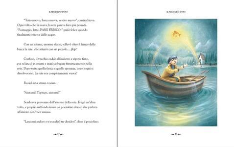 Fiabe e racconti scelti. Ediz. illustrata - Felicity Brooks,Richard Johnson - 3