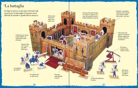 Il castello. Modellini 3D - Simon Tudhope,Jez Tuya - 3