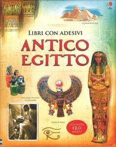 Libro Antico Egitto. Con adesivi Rob Lloyd Jones