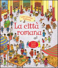 Osteriacasadimare.it La città romana. Libri animati Image
